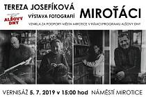 Tereza Josefíková: Miroťáci.