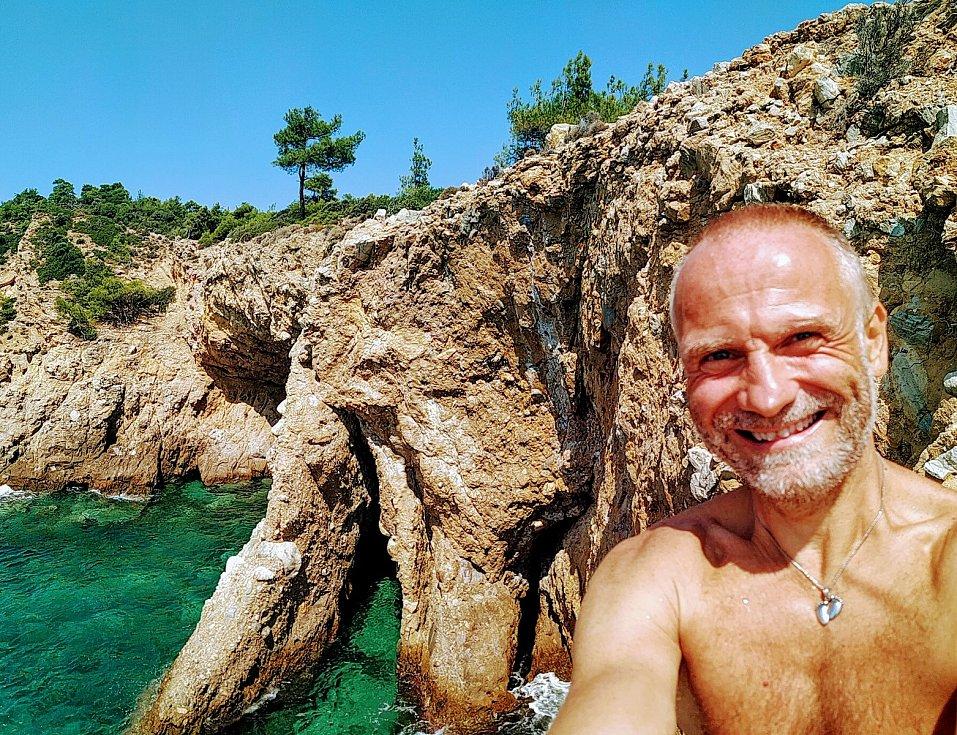 Řecké moře.