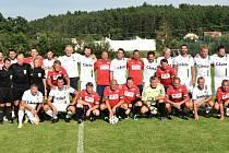 Mádl Team - XI Internacionálů ČR 3:1.
