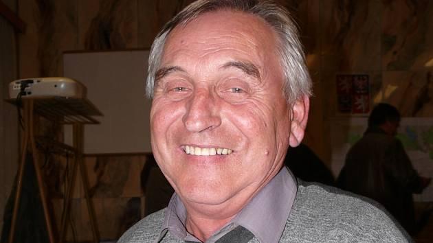 ZASTUPITEL. Důchodce Stanislav Sedláček dostal v krajských volbách 678 preferenčních hlasů.