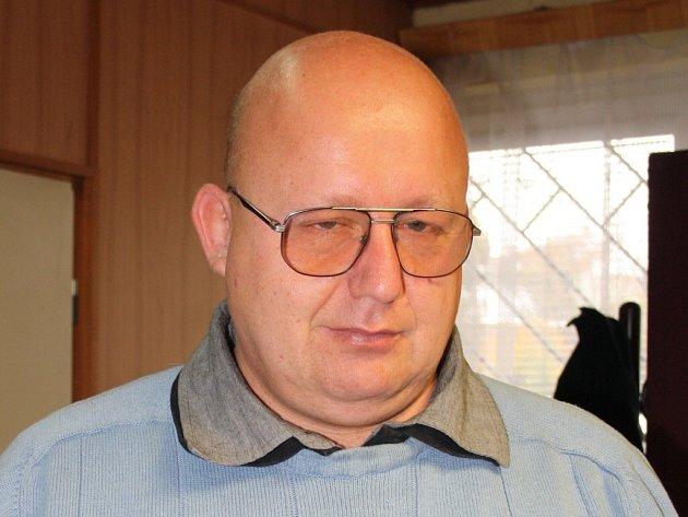 Starosta Nerestců Vladimír Macoun.
