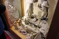 Výstava v Milevském muzeu s názvem Nesem vám noviny z betlémské krajiny.
