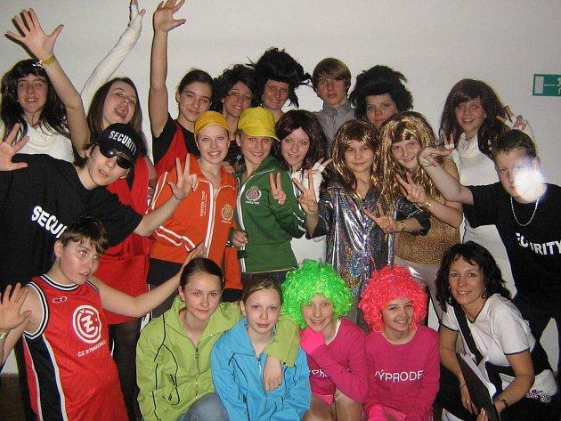 Taneční skupina Z.I.P. z Písku.