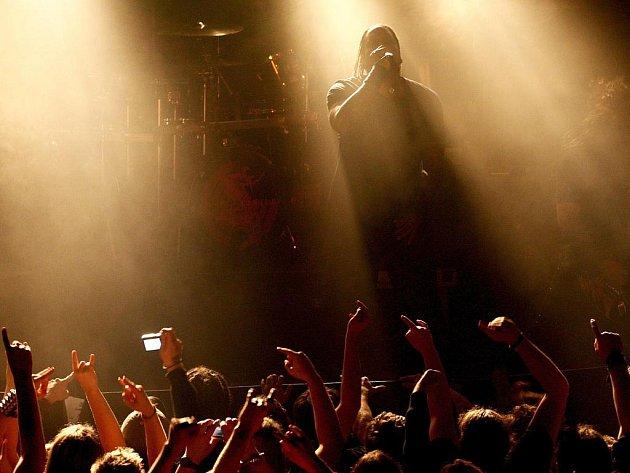 Na podobnou atmosféru, jakou měl koncert Sepultury ve Zlíně, se mohou těšit i písečtí fanoušci.