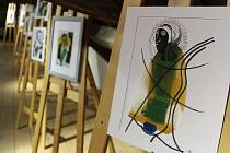 Výstava v Kaplance.