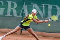 Písecká tenistka Kamila Neradová