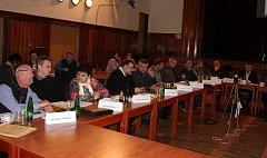 Zastupitelé města Milevsko. Ilustrační foto