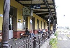 Písecké nádraží