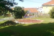 Školka má vylepšenou zahradu.