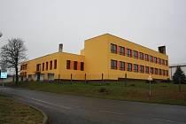 V NOVÉM. Základní škola Albrechtice nad Vltavou.