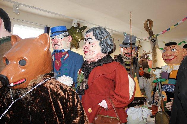 Muzeum milevských maškar.