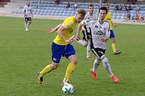 FC Písek - TJ Jiskra Ústí nad Orlicí 1:2 (1:0)