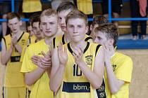 Junioři z Písku jsou čtvrtým nejlepším týmem v republice.