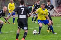 FC Písek - FK Kolín 2:1
