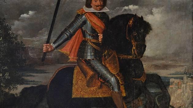 Generál Karel Bonaventura Buquoy navštíví Prácheňské muzeum.