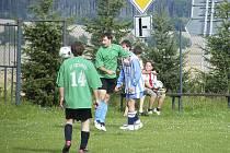 Fotbalisté FC Vojníkov zvítězili v sobotním utkání okresní IV. třídy nad celkem TJ Slabčice 4:1.