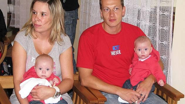 Vítání dětí 13. září 2010.