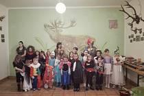 Karneval v Králově Lhotě