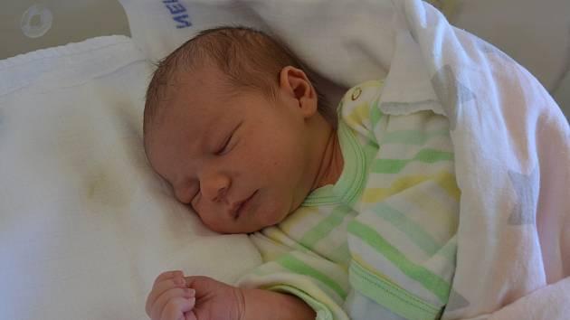 Filip Vaněček z Písku. Syn Kláry Hladké a Milana Vaněčka se narodil 2. 9. 2019 v 9.43 hodin. Při narození vážil 3650 g a měřil 51 cm. Doma se na brášku těšila Nikolka (4).