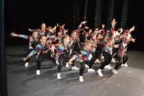 V  sobotu se uskutečnil 13. ročník tanečního poháru Let´s Dance.
