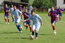 O víkendu pokračují okresní fotbalové soutěže.