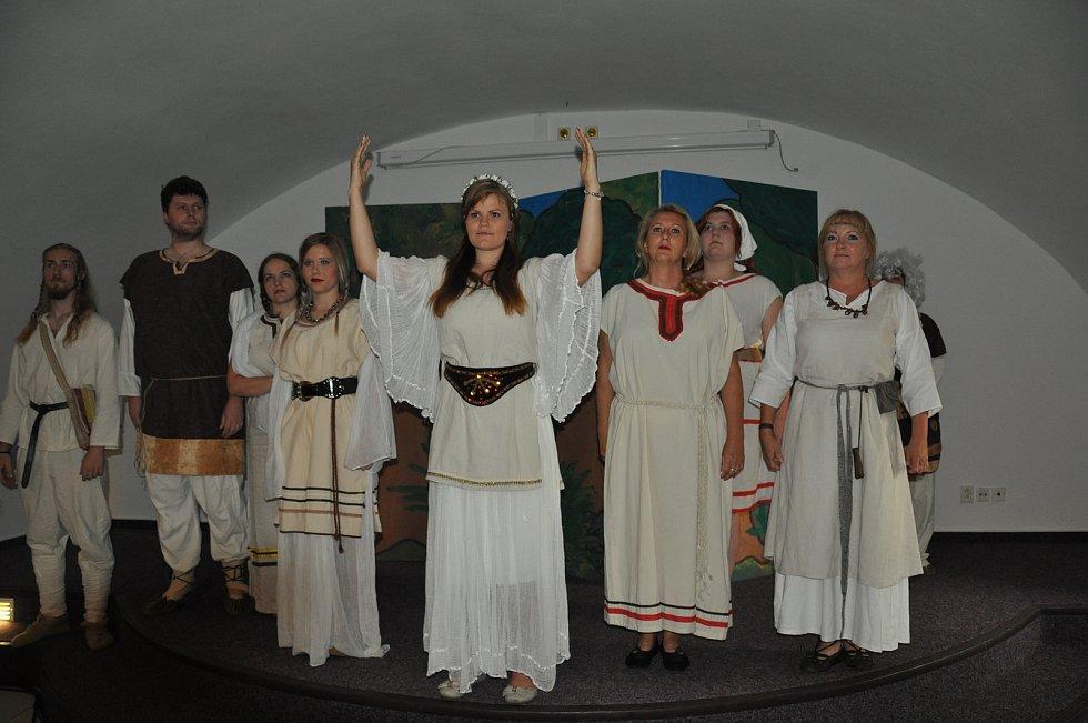 Prácheňská scéna Písek.