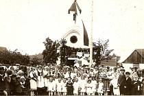 Oldřichov - rok 1924.