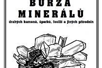 Burza minerálů.