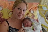 Matěj Buček zTýna nad Vltavou. Syn Veroniky Denkové a Davida Bučka se narodil 18. 9. 2019 v9.08 hodin. Vážil 3100 g a měřil 51 cm. Na brášku těšil Kvido (6).