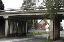 Most v Milevsku na silnici 1/19.