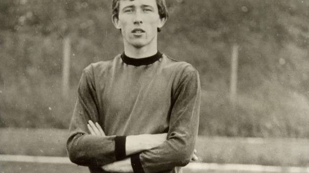 Bývalý československý fotbalový brankář Zdeněk Votruba.