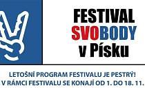 Festival svobody v Písku.