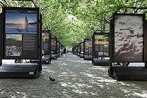 Výstava Voda a civilizace v Praze.
