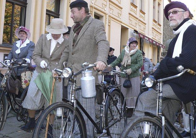 Písecký klub velocipedistů slavil výročí.