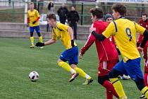 FC Písek U 19 - SK Jankov 1:1 (1:1)