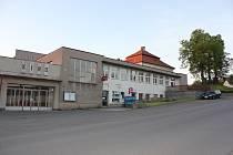 Kulturní dům v Kovářově.