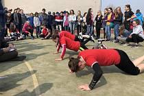 Žáci škol z Písecka prokázali slušnou kondici.