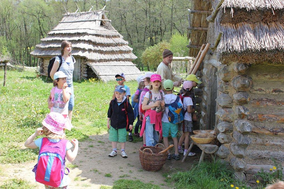 Zážitkový park Zeměráj u Kovářova