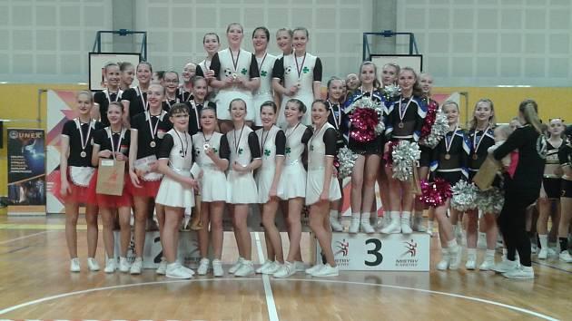 Úspěšný tým AC Sole Písek.