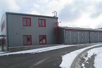 Průmyslová zóna Bernartice.