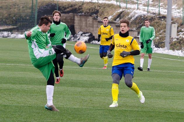 FC Písek U 19 - FK Vodňany 10:1 (6:1).