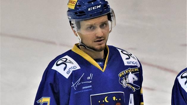 Hrdina Jan Sýbek dal Šumperku tři góly.