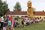 Odpoledne pro děti v Heřmani.
