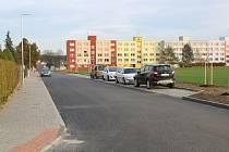 Fučíkova ulice v Protivíně