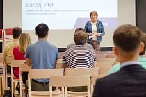 Nultý ročník konference StartUp Pitch v Písku.