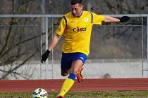 ÚTOČNÍK. Miroslav Slepička letos už hrál za dva profesionální kluby. Pro jaro přijal výzvu pomoci zachránit Písek ve třetí lize.