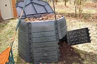 Kompostér. Ilustrační foto