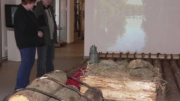 Velkému zájmu návštěvníků  Prácheňského muzea v Písku se těšila výstava věnovaná řece Otavě.