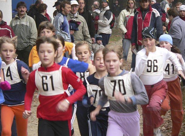 V sobotu 18. 10. se v Písku uskuteční již 83. ročník populárního lesního běhu Kolem Ameriky.