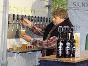 Slavnosti piva v Písku.